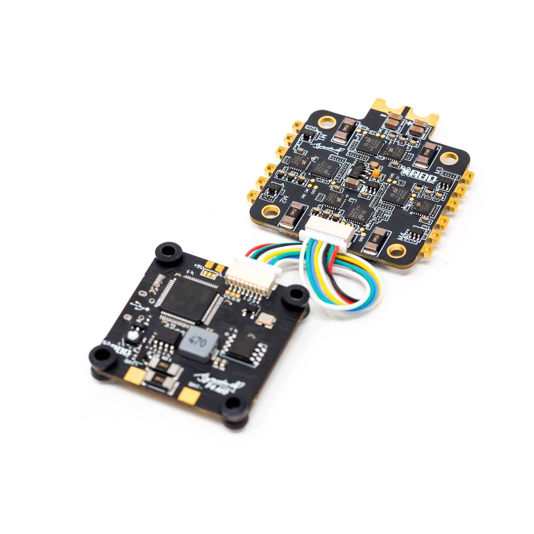 Mini Quad FPV Racing Power Train Combo BrainFPV