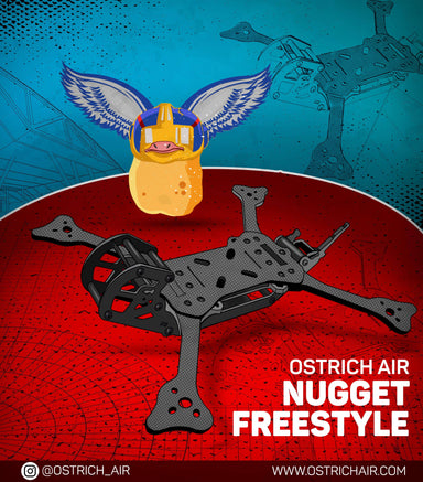 OA Nugget 5 Inch Freestyle Frame Kit (PRE-ORDER) OA