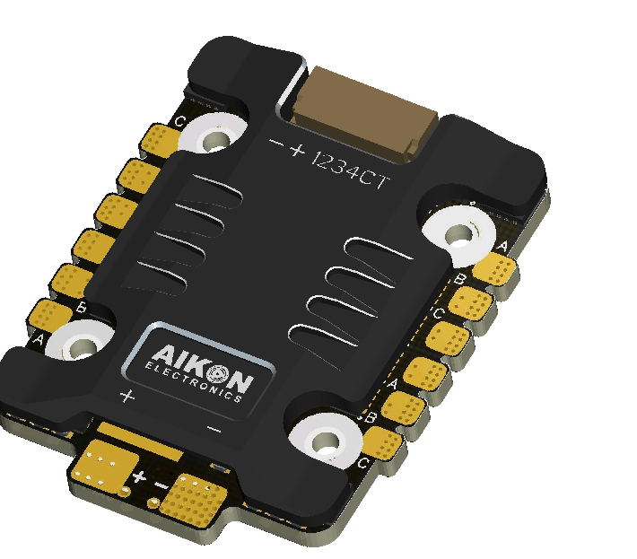 (OPEN BOX) Aikon AK32PIN 4in1 35A 6S 20x20 ESC Aikon