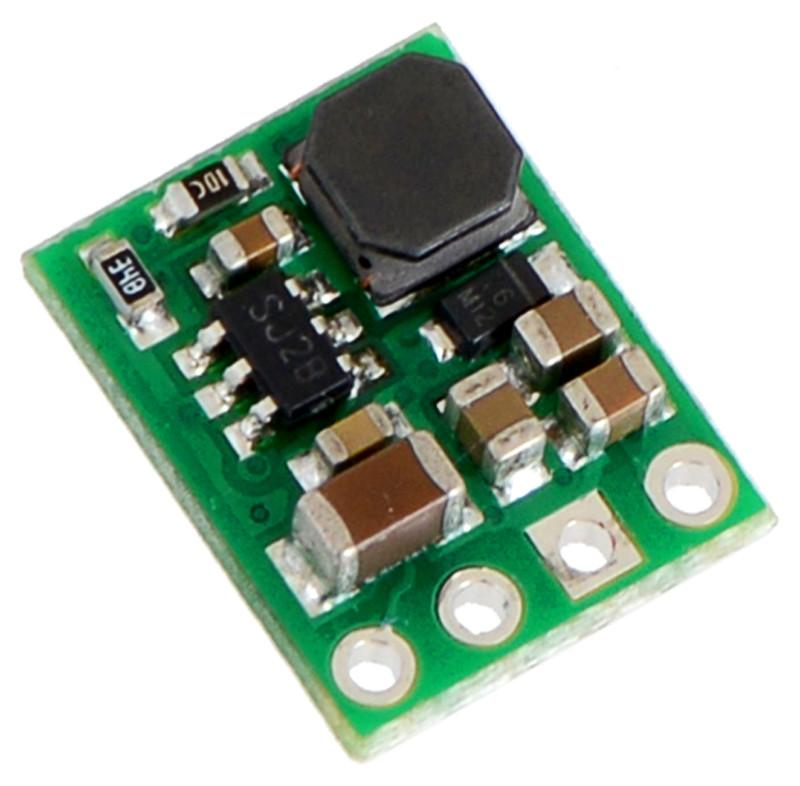 Pololu 5V, 600mA Step-Down Voltage Regulator D24V6F5 Pololu