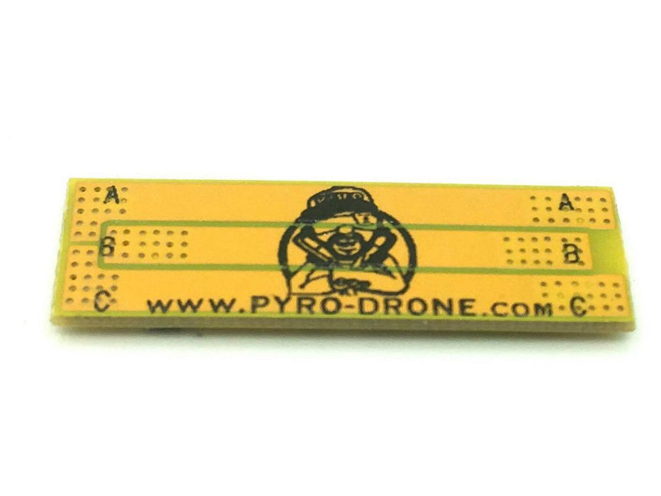 PYRO RACE LEDS 25MM (4 PCS) Pyrodrone