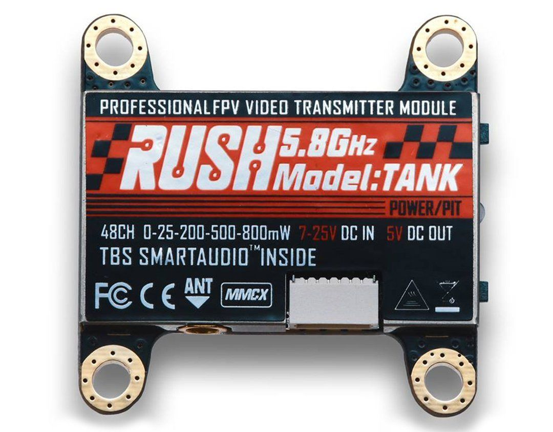 RushFPV Rush Tank 5.8Ghz Video Transmitter VTX RushFPV