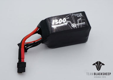 TBS Graphene 1300mAh 6S 75C 22.2V Team Black Sheep