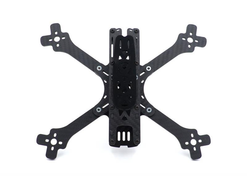 TBS Source One V0.3 5 Inch Frame Kit Team Black Sheep