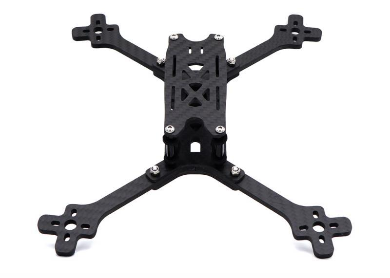 TBS Source Two V0.1 5 Inch Frame Kit Team Black Sheep