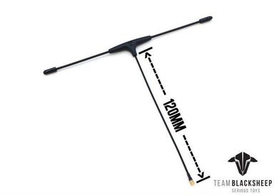 Team BlackSheep TBS Crossfire Immortal T Antenna V2 - Extended Team Black Sheep