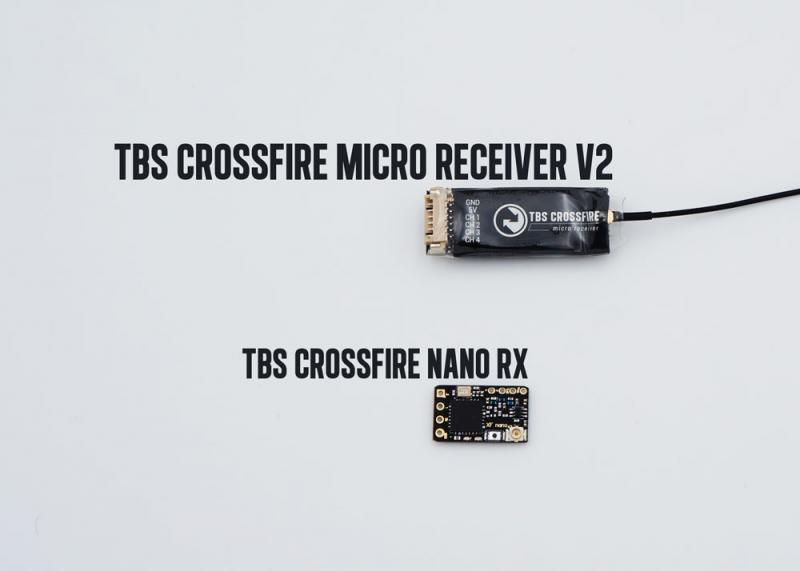 Team BlackSheep TBS Crossfire Nano Receiver (SE) Team Black Sheep
