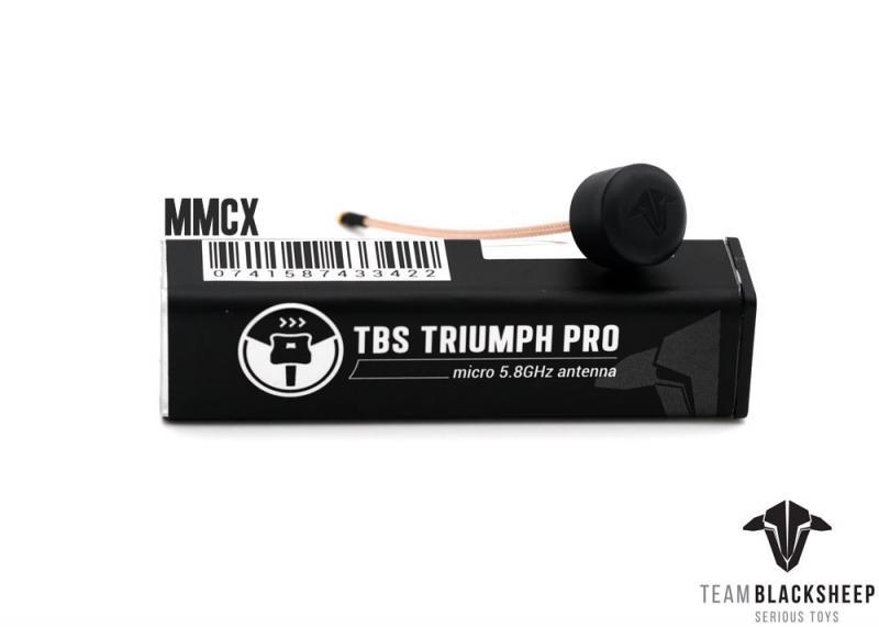 Team BlackSheep TBS Triumph Pro Antenna (MMCX) TBS