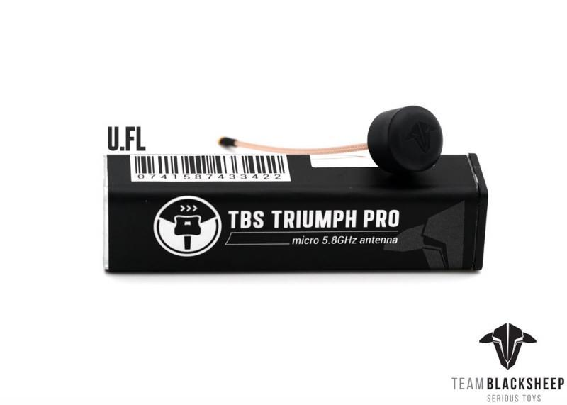 Team BlackSheep TBS Triumph Pro Antenna (u.FL) TBS