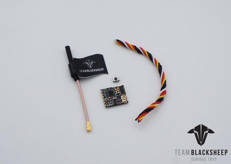 Team BlackSheep TBS Unify Pro Nano 5G8 Video Transmitter Team Black Sheep
