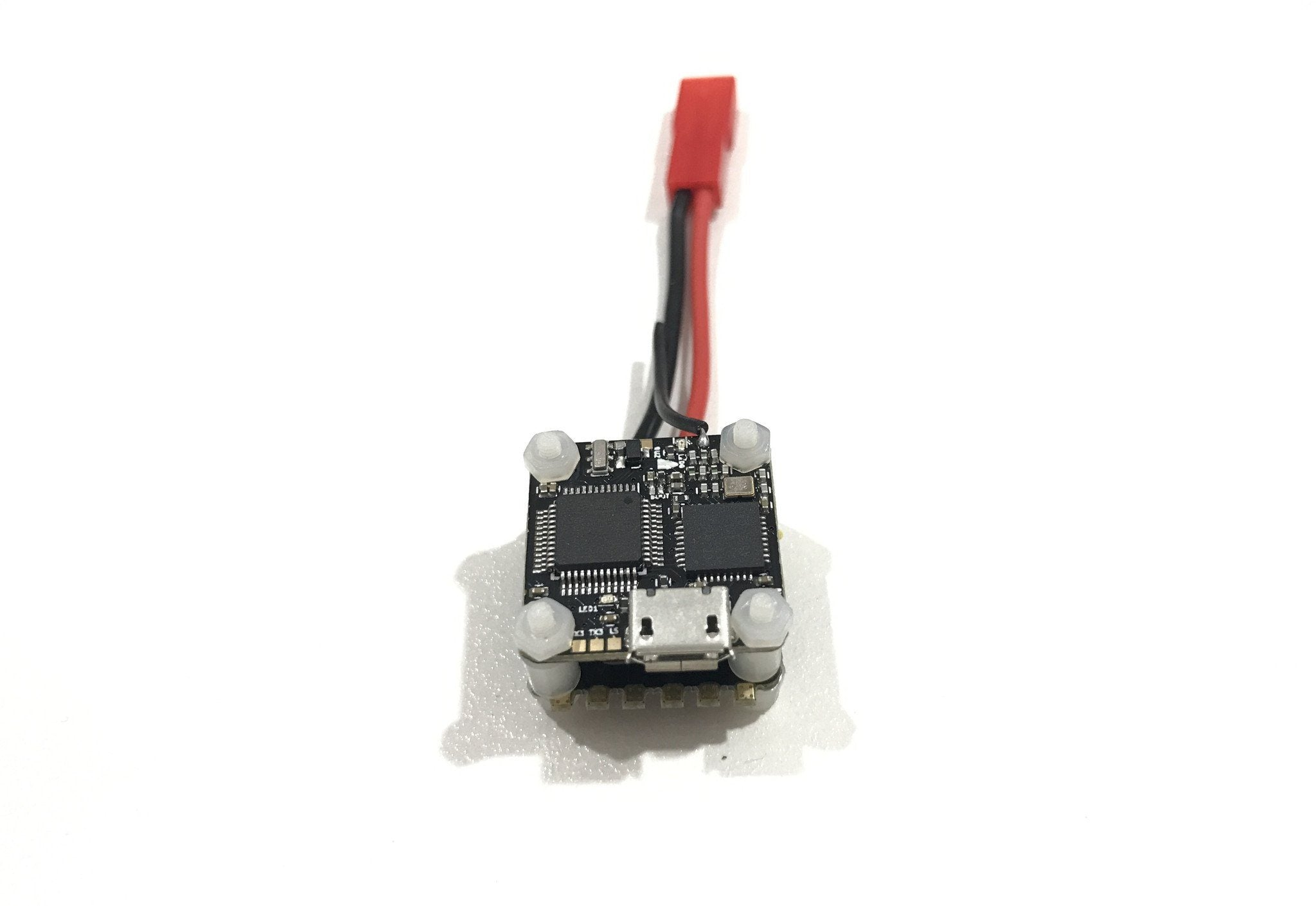 tinyCUBE F3 16x16 1S with Built-in FrSky Receiver and 4-in-1 4A ESC Sunrise