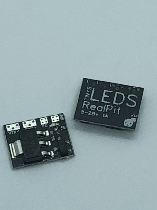 Tiny's LEDs RealPit VTX Power Switch TinysLEDs