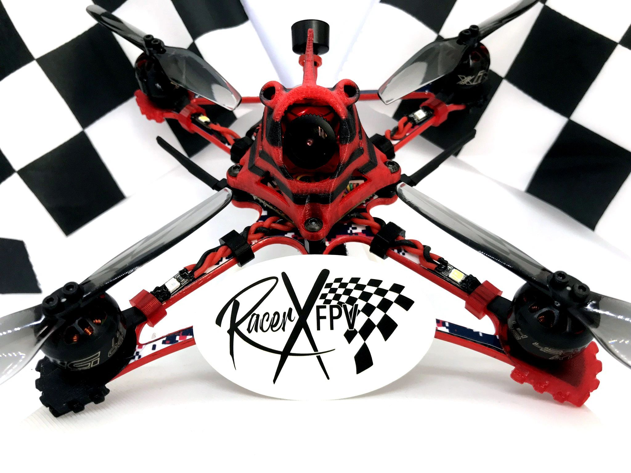 TWIG MUTANT 4 Frame Kit RacerXFPV