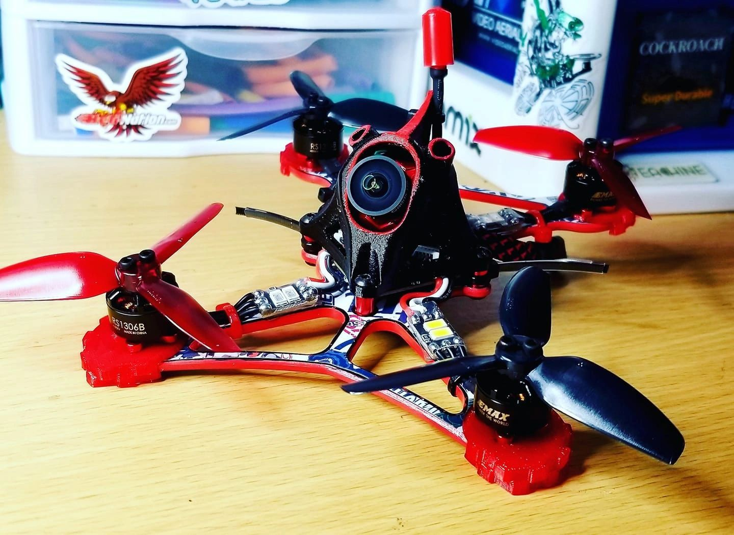 TWIG XL Frame Kit RacerXFPV