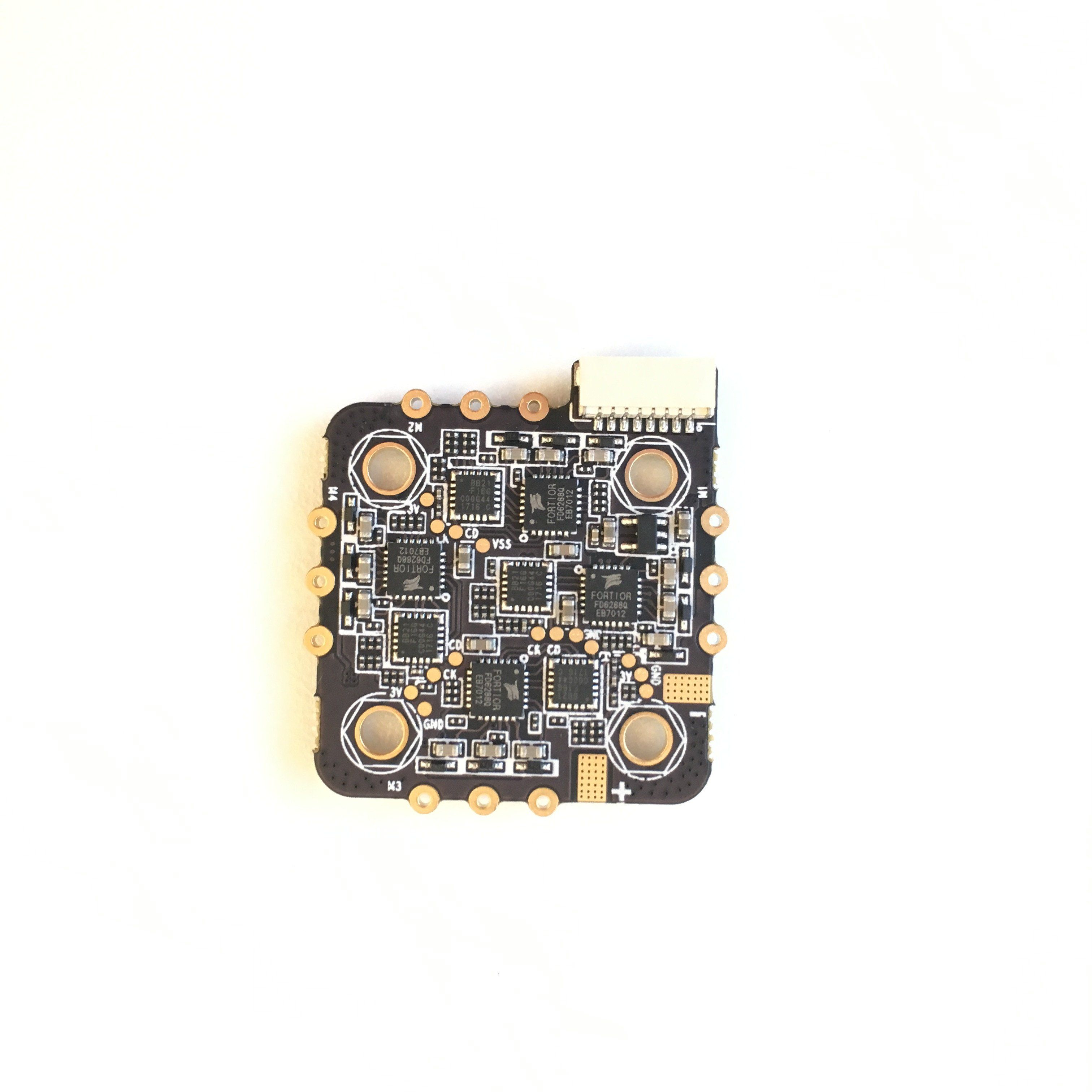 Wave 4in1 18A 20x20 ESC BLHeli_S DShot600 Airbot