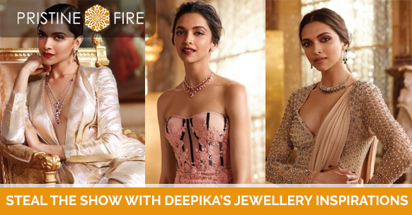 Jewellery inspiration from Deepika's most loved Indian avatar
