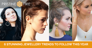 6 stunning jewellery trends to follow this year