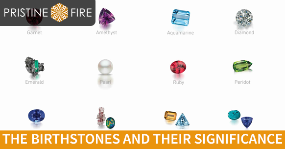 The birthstones and their significance