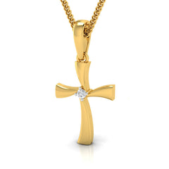 Emmanuel Cross Pendant