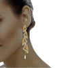 Nadi Long Earrings