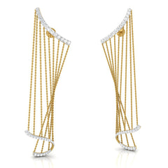 Naia Long Earrings