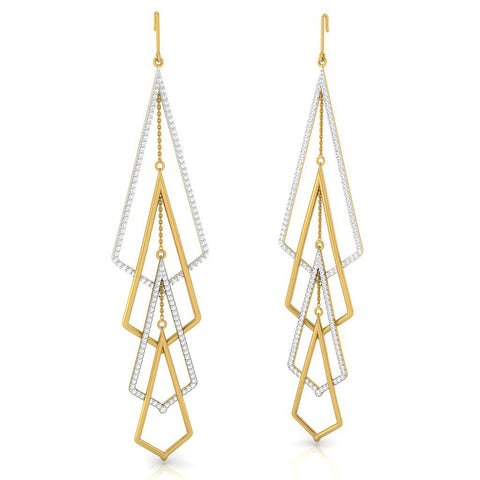 Nami Long Earrings