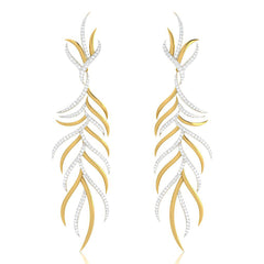 Nanu Long Earrings
