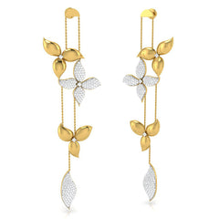 Nari Long Earrings