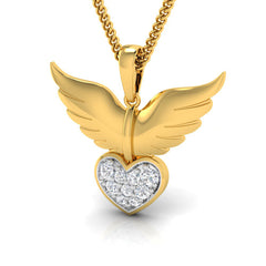 Angel Mommy Pendant