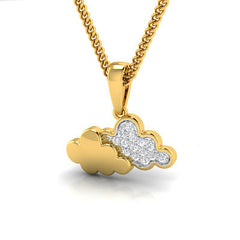 Cloud Kids Pendant
