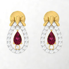 Radeyah Gemstone Earrings
