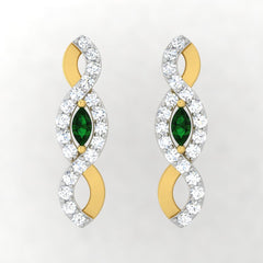 Raizel Gemstone Earrings