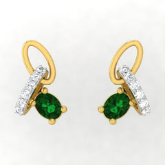 Rovena Gemstone Earrings