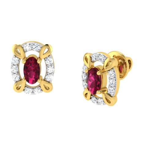 Rohana Gemstone Earrings