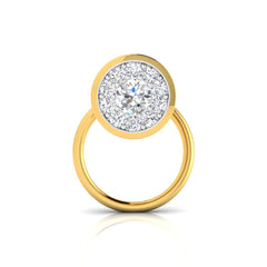 Devyani Diamond Nose Pin
