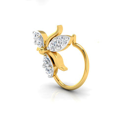 Kanika Diamond Nose Pin