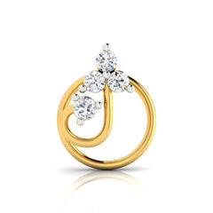 Kapila Diamond Nose Pin