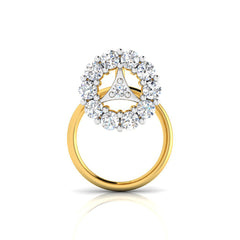 Dhanya Diamond Nose Pin