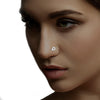 Dharmi Diamond Nose Pin