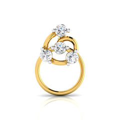 Diksha Diamond Nose Pin