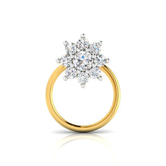 Dipti Diamond Nose Pin
