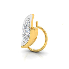 Disha Diamond Nose Pin