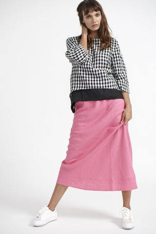 Alexandra Pleated Skirt