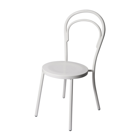 Bentwood Metal Chair