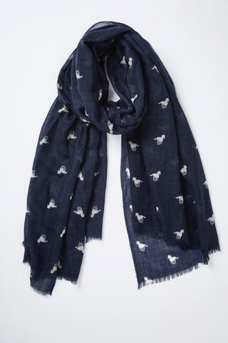 Marval Designs Pony Scarf