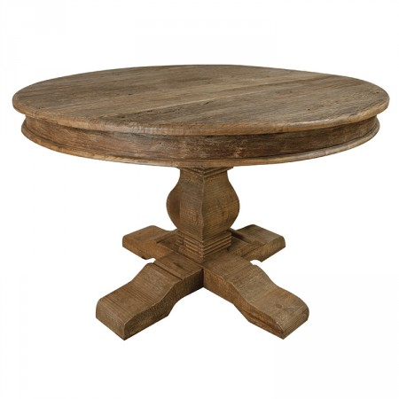 Lester Round Dining Table