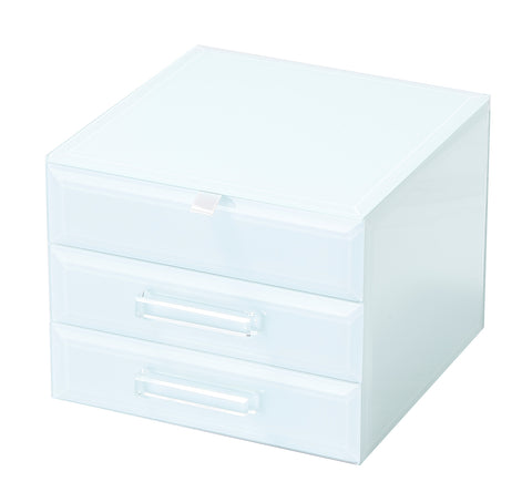 Gabriella Jewellery Box - Mint Glass Small