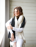 Marval Designs Large Cashmere Wrap
