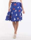 Elm Falling Leaves Skirt