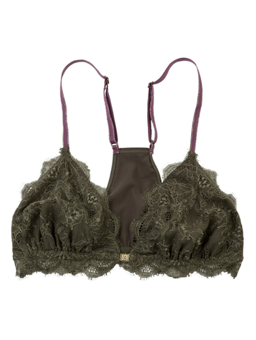 Love Stories Lola Green Bralette